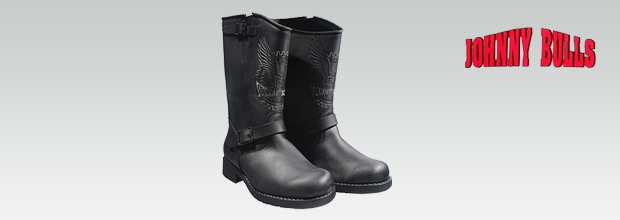 Botas Moteras Johnny Bulls