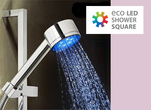 Ducha Baño Shower Led