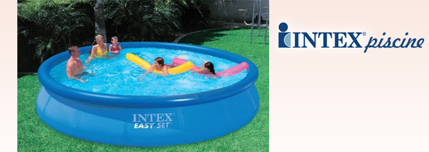Piscinas Verano Intex