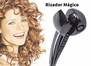 Rizador de Pelo Magic Curls